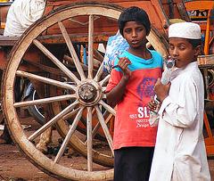 Tonga wheel