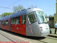 DPP #9166 at Kobylisy, Prague, CZ, 2009