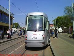 DPP #9166 at Kobylisy, Picture 2, Prague, CZ, 2009