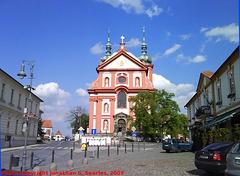 Bazilika sv. Vaclav, Stara Boleslav, Bohemia (CZ), 2009