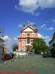 Bazilika sv. Vaclav, Picture 2, Stara Boleslav, Bohemia (CZ), 2009