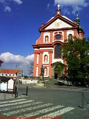 Bazilika sv. Vaclav, Picture 3, Stara Boleslav, Bohemia (CZ), 2009