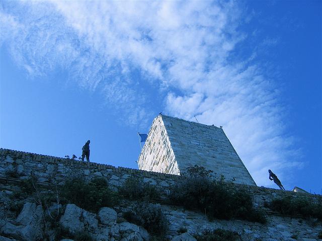 Antibes, fort-musée