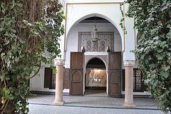 MARRAKECH MUSEE DES ARTS MAROCAINS