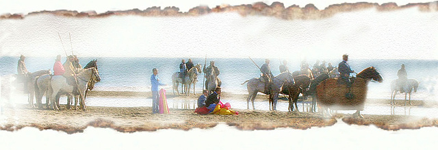 souvenir de plage