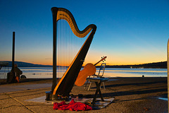 Harmonie à l'aube
