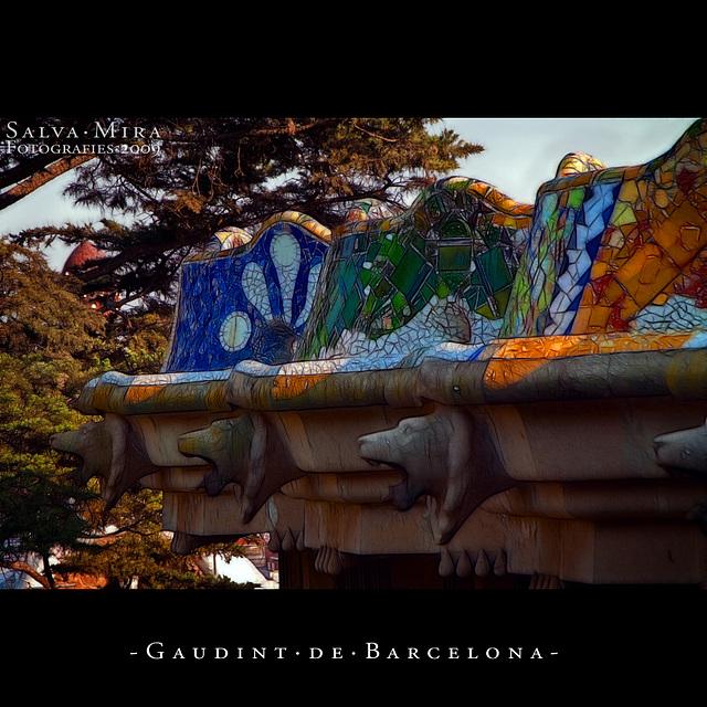 Gaudint de Barcelona [ #7 ]