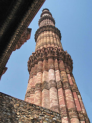 IMG 4523ac Qtub Minar Splendour of Old Delhi