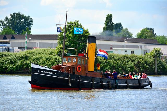 Dordt in Stoom 2014 – ST Scheelenkuhlen