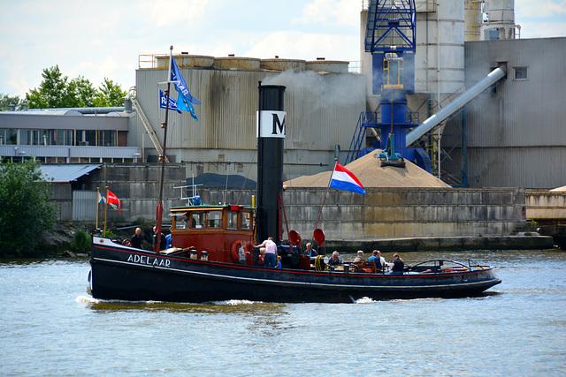 Dordt in Stoom 2014 – ST Adelaar