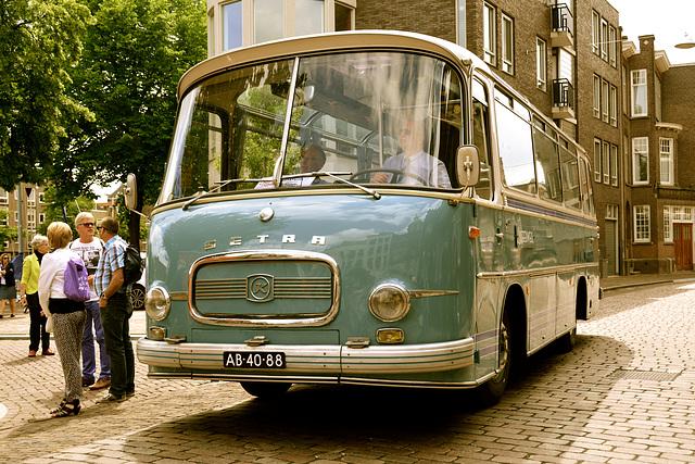 Dordt in Stoom 2014 – 1966 Setra 59