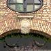 Double porte Henry L.W. Jensen double door.   Copenhague .  26-10-2008 -  Postérisation