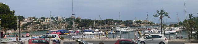 Porto Christo Hafenanlage