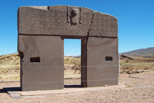 La Porte du Soleil, Bolivie