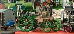 Sondermodelle - Dampfmaschinen - 2009