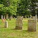 Cimetière de Johnson /  Johnson's cemetery - Vermont /  USA - 23 mai 2009