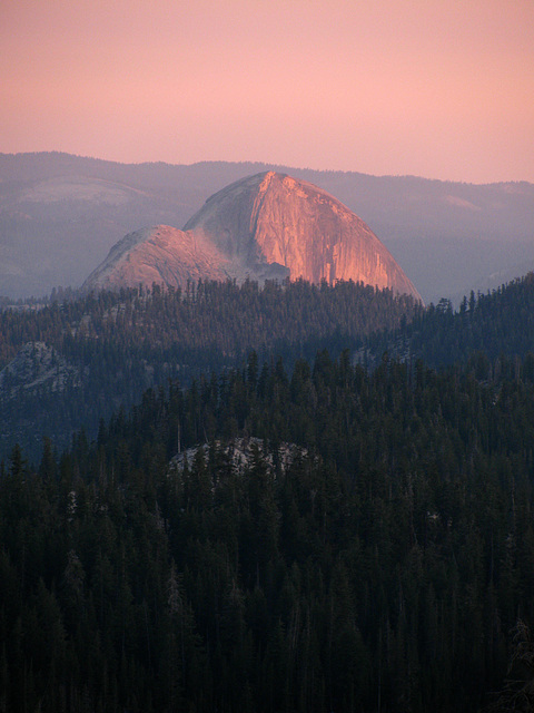 Half Dome From May Lake (0786)
