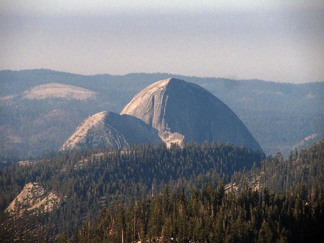 Half Dome From May Lake (0806)
