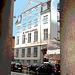 Hotel Danmark. Copenhagen. 26-10-2008 -   Postérisation avec du bleu ajouté