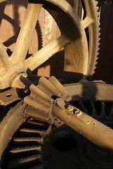 Ein Rad im Getriebe