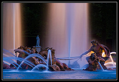 Le bassin d'Apollon / The basin of Apollo