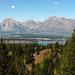 Teton Range - Jackson Lake (1500)