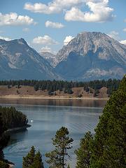 Tetons and Jackson Lake (1509)