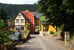 Mühle in Schmilka