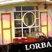Le Lorbas /   Lorbas boat.  Copenhagen. 26-10-2008  - Version postérisée