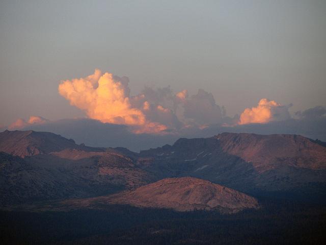Sunset From May Lake (0779)