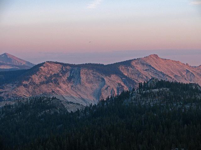 Sunset From May Lake (0782)