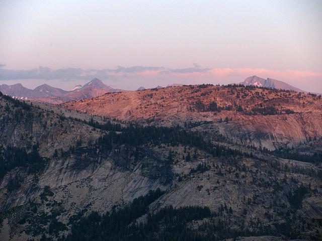 Sunset From May Lake (0783)