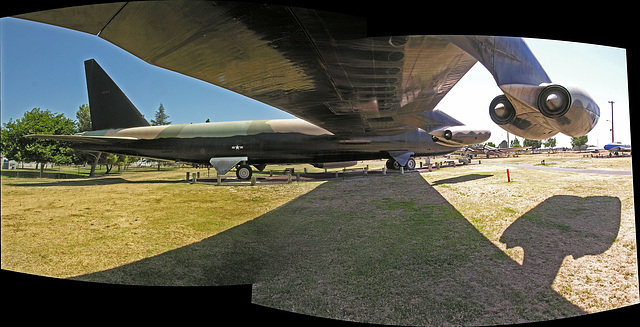 Boeing B-52D Stratofortress (1)