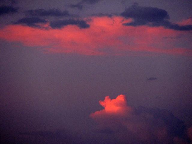 Sunset From May Lake (0796)