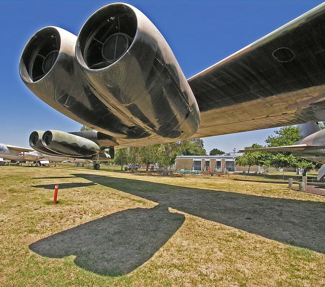 Boeing B-52D Stratofortress (8505)