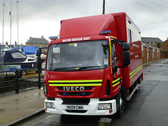 Hampshire Water Rescue Unit - 13 January 2014