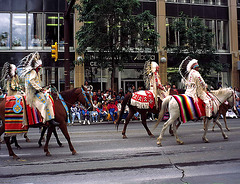 19960704-0764ac Indian Nations Chiefs on a Parade