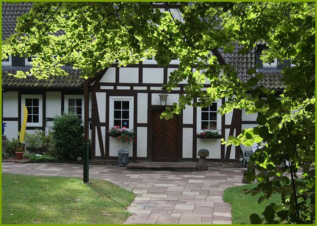 ehemaliges Naturfreundehaus Schneegrund Rohdental