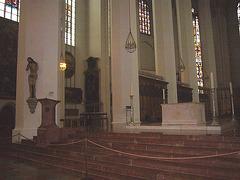 München - Frauenkirche - Altarraum