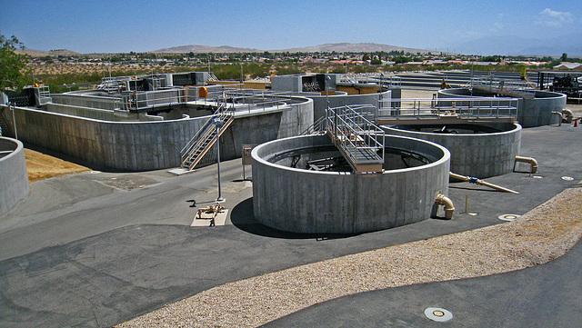 Horton Wastewater Treatment Plant (3440)