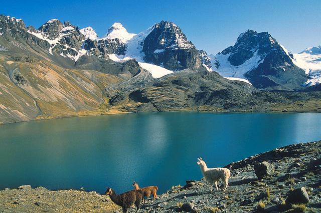 Condoriri et Lagune Chiar Khota, Bolivie