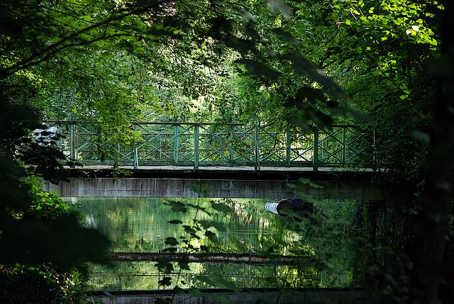 Le Pont de la rivière Koï