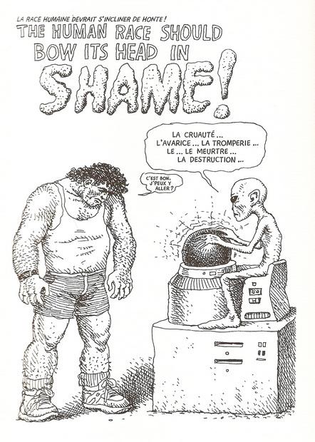 Crumb et l'homme2