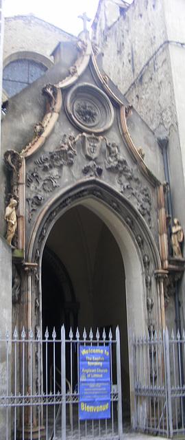 Eglise Anglaise à Limoux