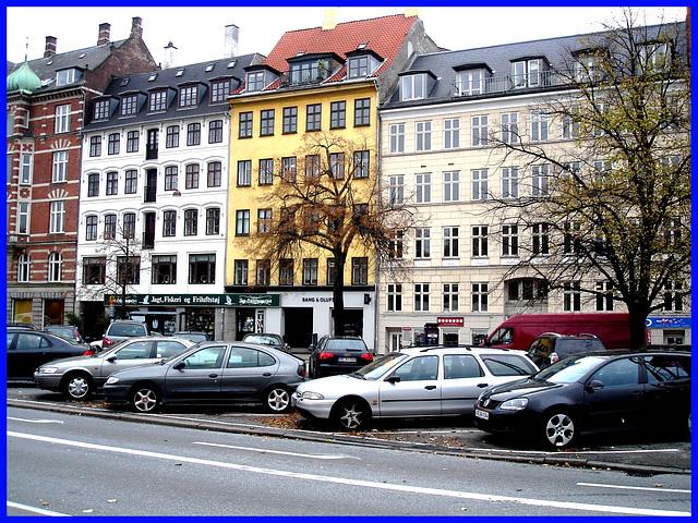 Bang & Olufs....Délice architectural Danois /   Copenhague  -  20 octobre 2008