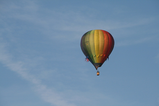 theme of the week 14.-20. July: airships and balloons