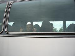 La infanoj jam veturas al kongreseto en Suprasl