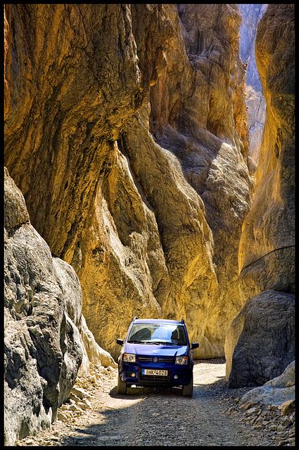 Tripiti gorge