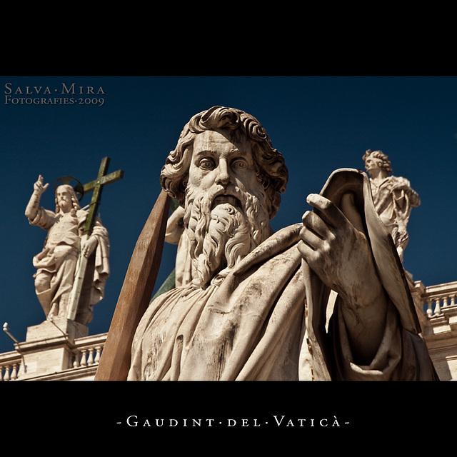 Gaudint del Vaticà [ #2 ]