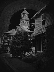 Palais de justice /Courthouse - Newport, Vermont, USA.